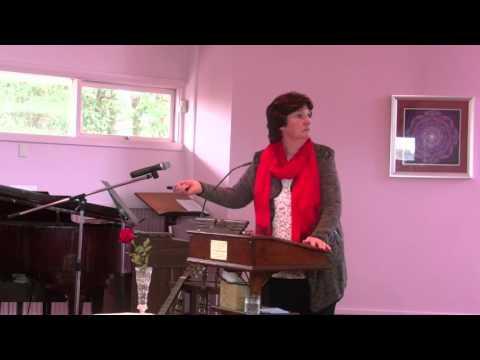 Communing with the Spirit in Nature - Geraldine Teggelove