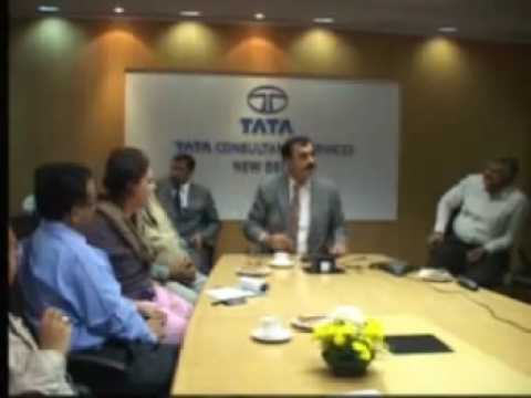 Mr Pavan Duggal at TCS part 6