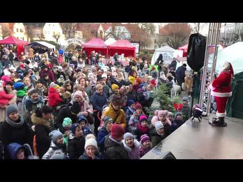 Wideo1: Święty Mikołaj przybył do Wschowy
