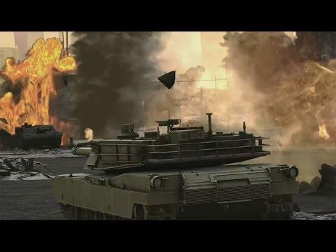 Battlelines: Steel Warfare - Announcement Trailer