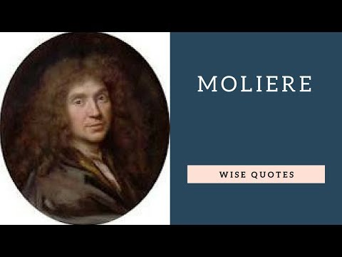 Positive quotes - Moliere Saying & Quote  Positive Thinking & Wise Quotes Salad  Motivation  Inspiration