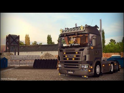 Scania R2008 v1.10.x