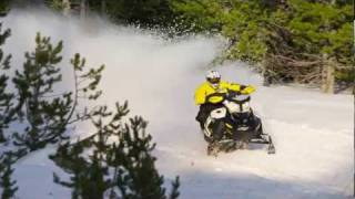 7. 4-TEC engines for Ski-Doo snowmobiles
