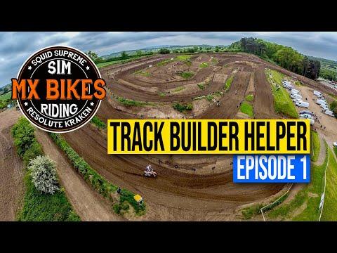MX Bikes Track Builder Helper | Episode 1 | Installation & Introduction