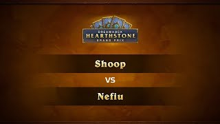 Shoop vs Nefiu, game 1