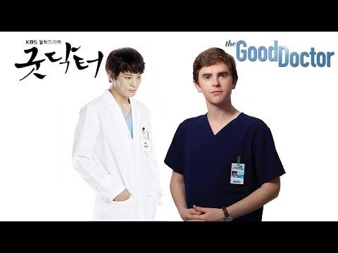 The Good Doctor (Korean) VS Remake (American)