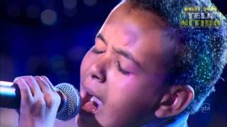 Brazil's Got Talent - JOTTA A - Faz Chover (makes It Rain) (SUBTITLES) HD (BRAZIL)