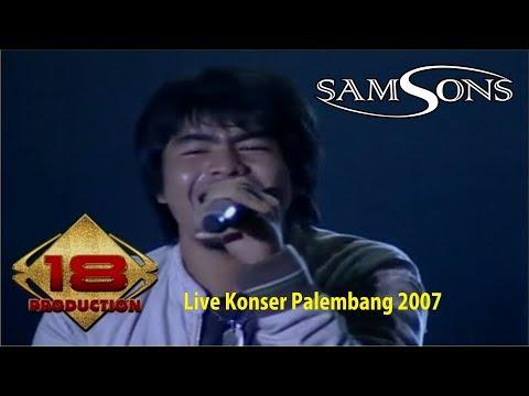 Download Lagu Samsons - Seandainya (LIVE KONSER PALEMBANG 2007) Music Video