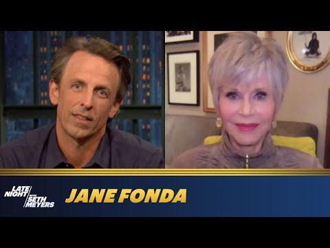 Jane Fonda on Nixon Ordering Her Arrest and Civil Disobedience