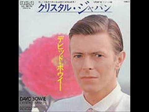 Crystal Japan (Song) by David Bowie