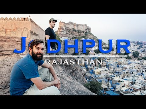 Download Jodhpur  | The Blue City of India (Rajasthan Travel Vlog) HD Mp4 3GP Video and MP3