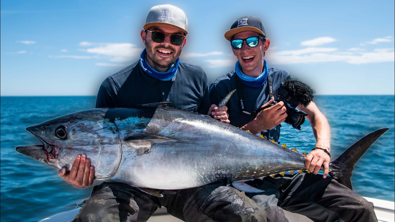 Mission Bluefin in collaboration with the Fishtechnical Service.