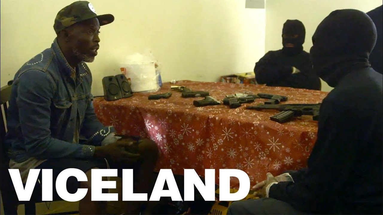 The Strong Survive off the Weak. Watch Michael K. Williams in 'Black Market' on Viceland
