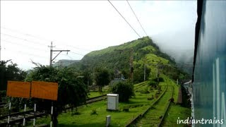 Lonavala India  City new picture : indiantrains@ zigzag train & 3 tunnels, lonavala hills, maharashtra, india