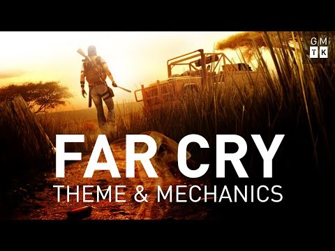 Far Cry 2 vs Far Cry 4