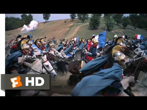 War And Peace (7/9) Movie CLIP - The Invasion (1956) HD