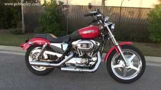 10. Used 2007 Harley Davidson XL1200L Sportster Low