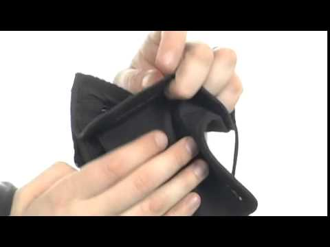 Victorinox Travel Accessories 3.0 Deluxe Concealed Security Pouch Black - Robecart.com Free Shipping