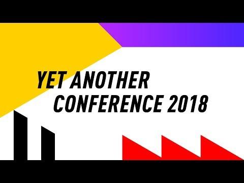 Yet another Conference 2018. Прямой эфир