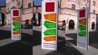 """""""light to light"""", installazione dimostrativa presso Festa di Scienza e Filosofia, 14-17 Ap"""