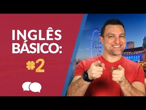 Aula de ingles Basico 2 - Curso de Ingles online