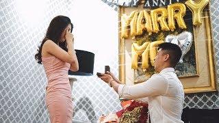 Video Will You Marry Me? #DennisViviEngagement MP3, 3GP, MP4, WEBM, AVI, FLV Agustus 2018