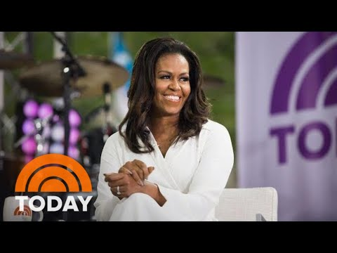 Inside TODAY's International Day Of The Girl Celebration With Michelle Obama | TODAY