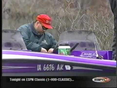 Bassmaster - Fished March 1-3, 2001.