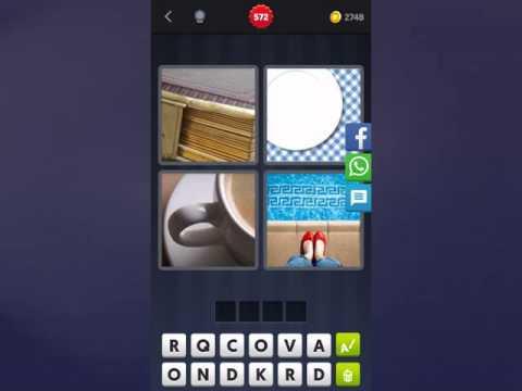 4 Bilder 1 Wort Lösung [Holz, Teller, Tasse, Füße]