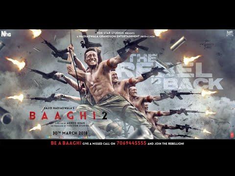 Baaghi 2 Full Movie  Unknown Movie Fact Tiger Shroff  Disha Patani
