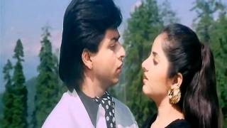 Video ShahRukh Khan & Divya Bharti - Aisi Deewangi (HD 720p) - Deewana (1992) MP3, 3GP, MP4, WEBM, AVI, FLV Mei 2018