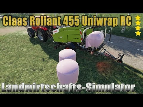 Claas Rollant 455 Uniwrap RC v1.0.0.0