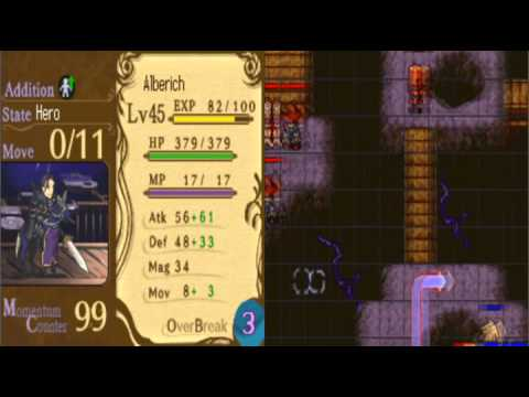 Rondo of Swords Nintendo DS