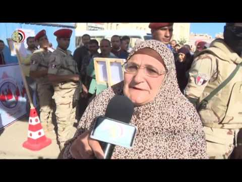 القوات المسلحة تواصل توزيع عبوات غذائية بأسعار مخفضة على المواطنين
