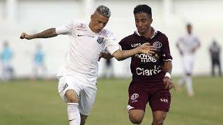 Santos empata, mas garante a liderança. Na noite desta quarta-feira (6), na Arena da Fonte, o Peixe empatou por 0 a 0 com a...