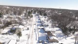 Cinnaminson (NJ) United States  city photos : Phantom 3 - Blizzard of 2016 Cinnaminson, NJ