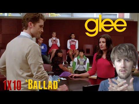 Glee Season 1 Episode 10 - 'Ballad' Reaction