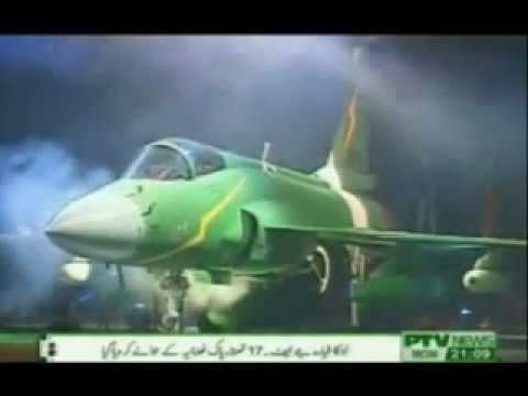Clips of Pakistan Airforce JF17...