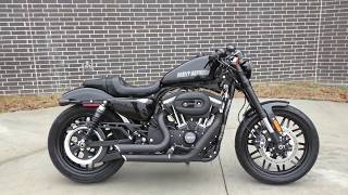 7. 405434   2017 Harley Davidson Sportster 1200 Roadster   XL1200CX