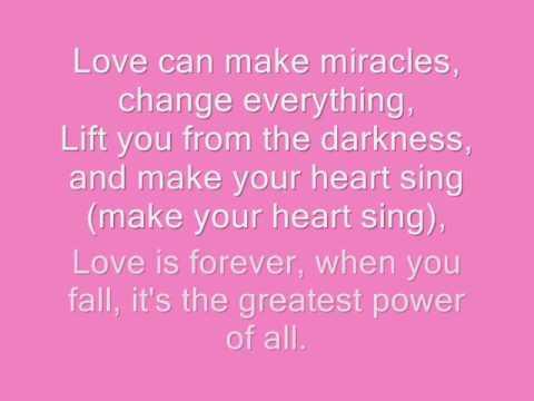 Hayden Panettiere I Still Believe (With Lyrics)