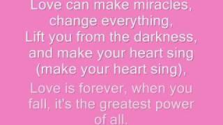 Video Hayden Panettiere I Still Believe (With Lyrics) MP3, 3GP, MP4, WEBM, AVI, FLV Maret 2018