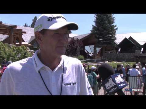 Hank Haney Interview – 24th Annual American Century Championship