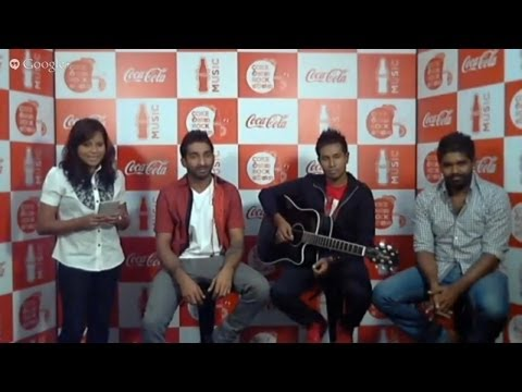 Coke Ekka Rock Wenna Live Hangout with Daddy at  Coke Ekka Rock Wenna Live Hangout with Daddy at