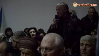 Звіт голови РДА ч.2 | Запитання від громади | Сокаль