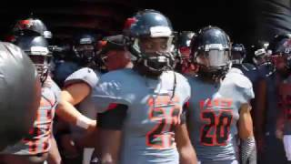 Baker Football/Women's Soccer 2016 Highlight Video
