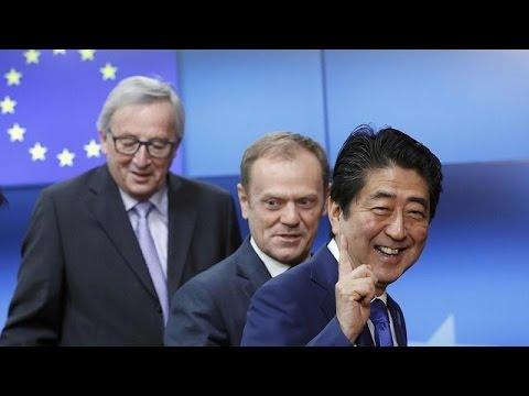 Συμφωνία ελεύθερου εμπορίου με την Ιαπωνία φέτος θέλει η ΕΕ