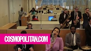 The Most Unbelievable 2013 Mashup You'll Hear: Postmodern Jukebox at Cosmopolitan