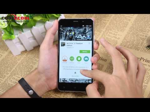 UMI HAMMER S  MTK6735 3200mAh Type-C 4G LTE Smartphone  HANDS ON REVIEW
