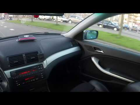 BMW E46 318ci Coupe Driving Onboard Cam