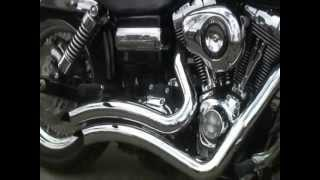 7. 2011 FXDC DYNA SUPER GLIDE CUSTOM - West Coast Harley-Davidson, Glasgow, Scotland